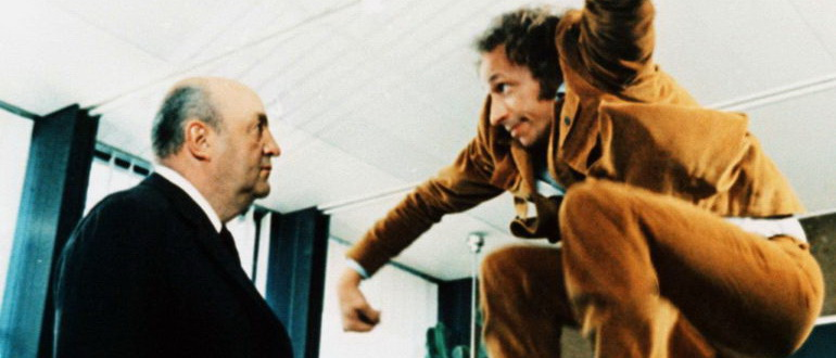 кадр из фильма Рассеянный (1970)