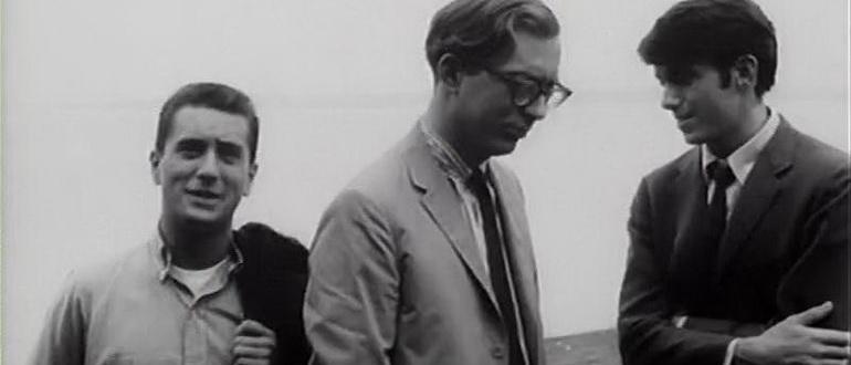 герои из фильма Свадебная вечеринка (1969)