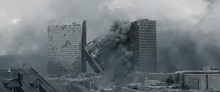 кадр из фильма Землетрясение (2018)