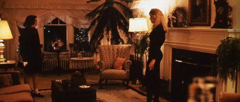 триллер Твин Пикс: Сквозь огонь (1992)