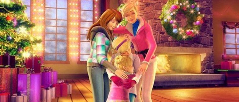 мультик Барби: Чудесное Рождество (2011)