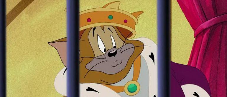 кадр из фильма Том и Джерри: История о Щелкунчике (2007)