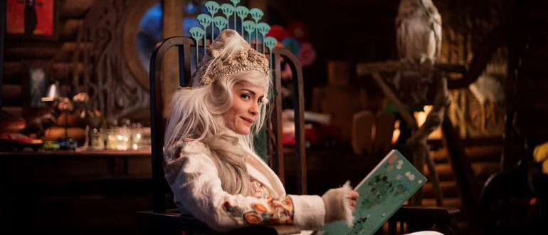 кадр из фильма Санта и компания (2017)