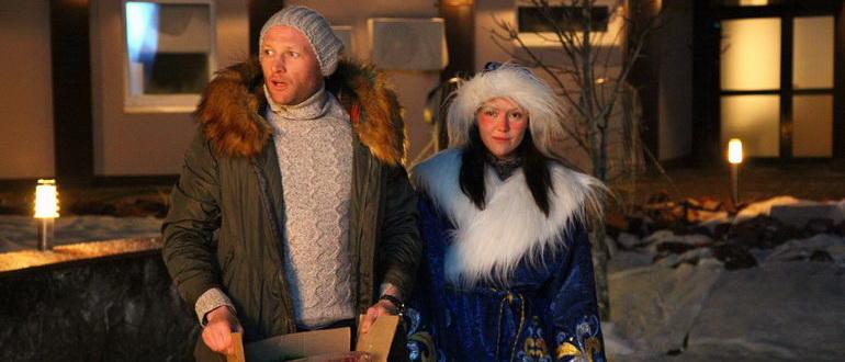 новогодние и рождественские фильмы 2018