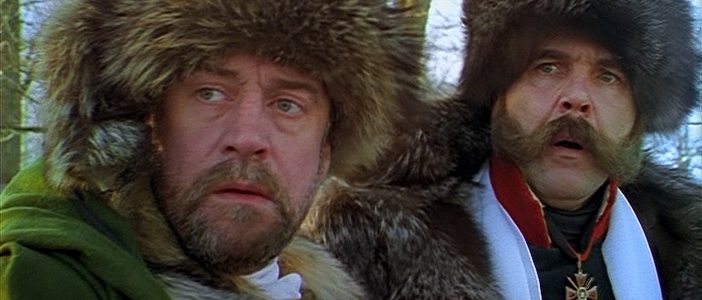 кадр из фильма Особенности национальной охоты (1995)