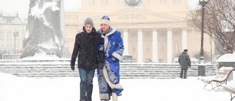 российские новогодние фильмы 2010 2017
