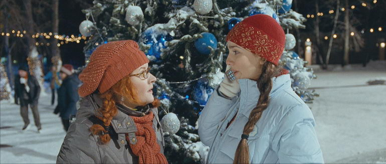 русские новогодние фильмы новые