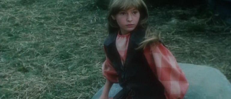 кадр из фильма Тайна Снежной королевы (1986)