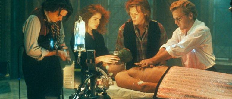сцена из фильма Коматозники (1990)