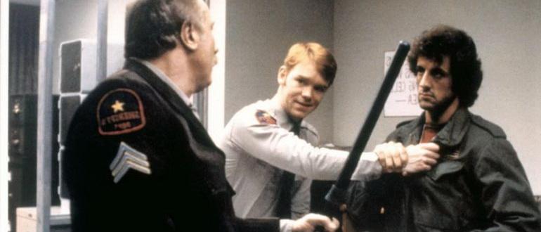 фильм Рэмбо: Первая кровь (1982)