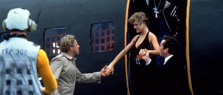 триллер В осаде (1992)