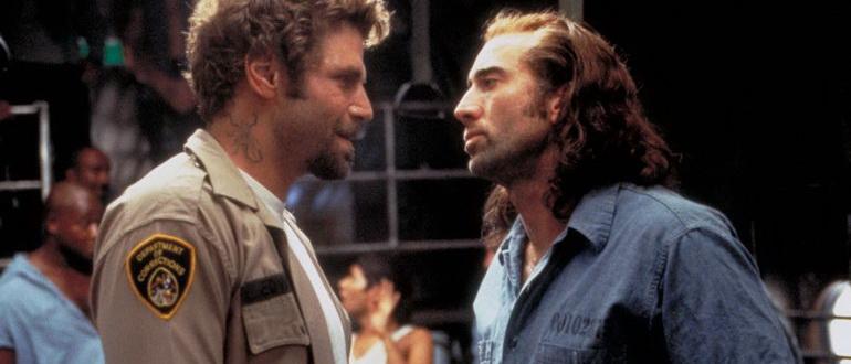 кадр из фильма Воздушная тюрьма (1997)