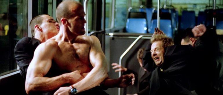 кадр из фильма Перевозчик (2003)