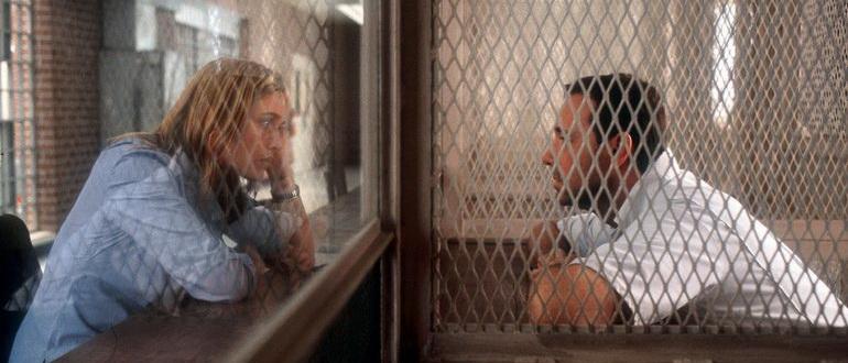 сцена из фильма Жизнь Дэвида Гейла (2003)