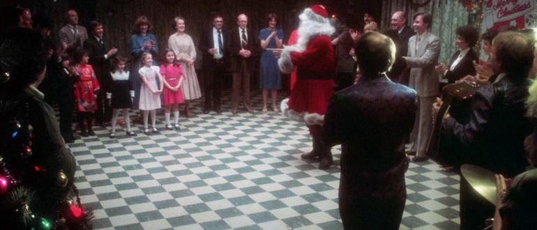 кадр из фильма Ты лучше смотри в оба (1980)