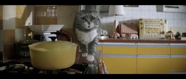 кадр из фильма Рождественские злоключения Мог (2015)