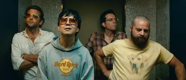 комедия Мальчишник 2: Из Вегаса в Бангкок (2011)
