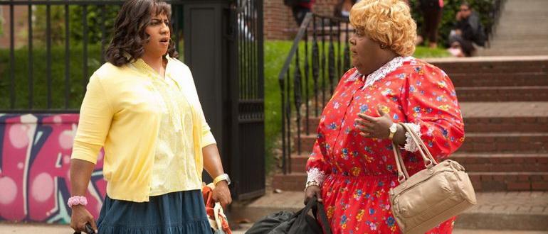 сцена из фильма Большие мамочки: Сын как отец (2011)