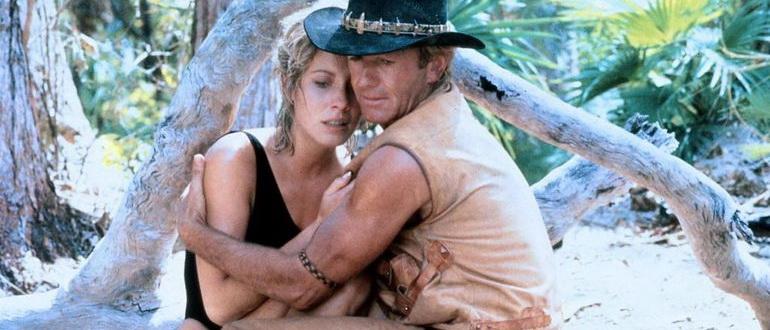 комедия Крокодил Данди (1986)