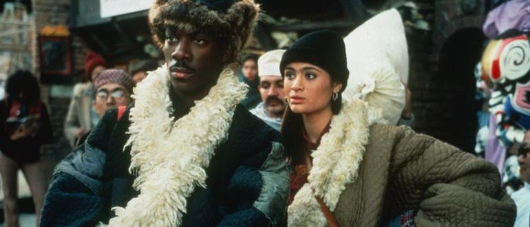 кадр из фильма Золотой ребенок (1986)