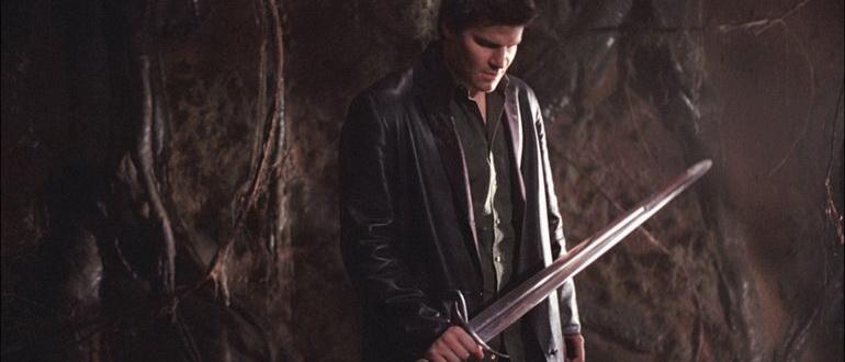 кадр из сериала Ангел (1999)