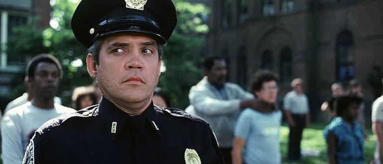 кадр из фильма Полицейская академия (1984)