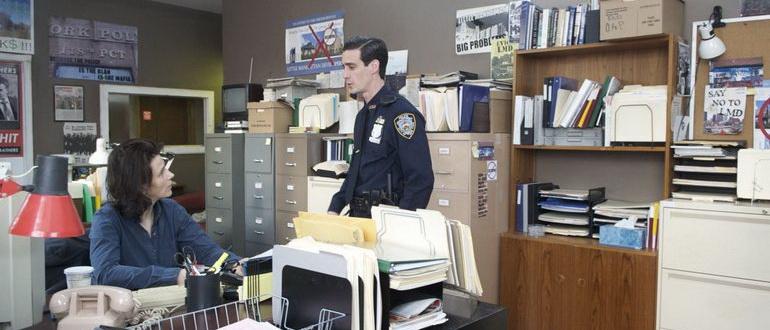персонаж из фильма Опасный квартал (2011)