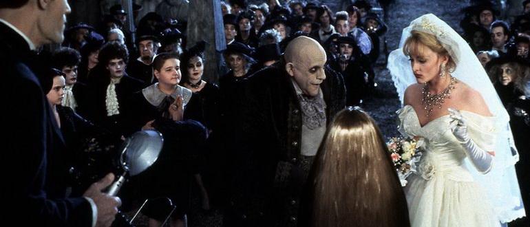 фильм Ценности семейки Аддамсов (1993)
