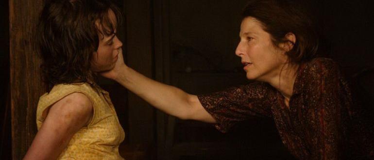 сцена из фильма Американское преступление (2007)