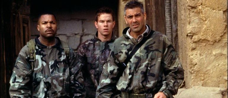 кадр из фильма Три короля (1999)