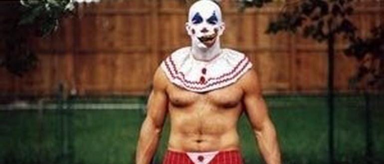 ужасы Страх клоунов (2004)
