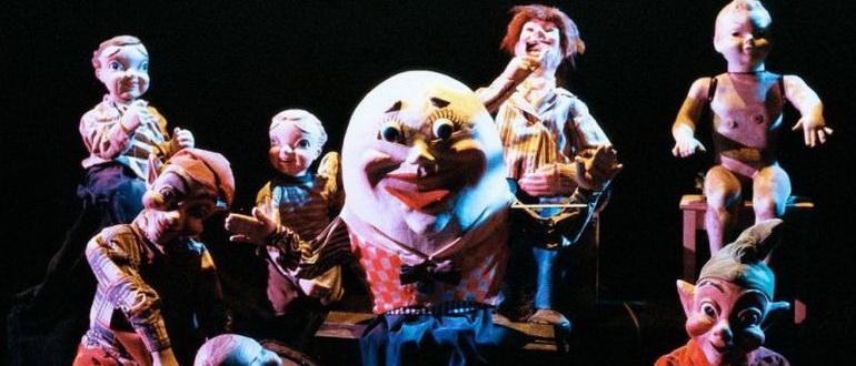 ужасы Смертельная забава (1981)