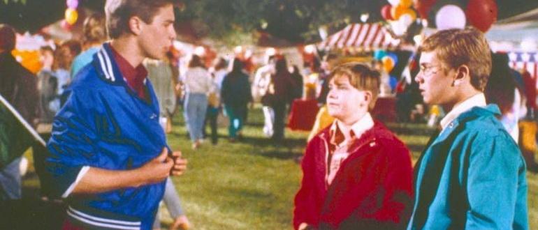 кадр из фильма Дом клоунов (1988)