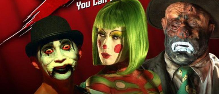 кадр из фильма Убивать шутя 3 (2010)