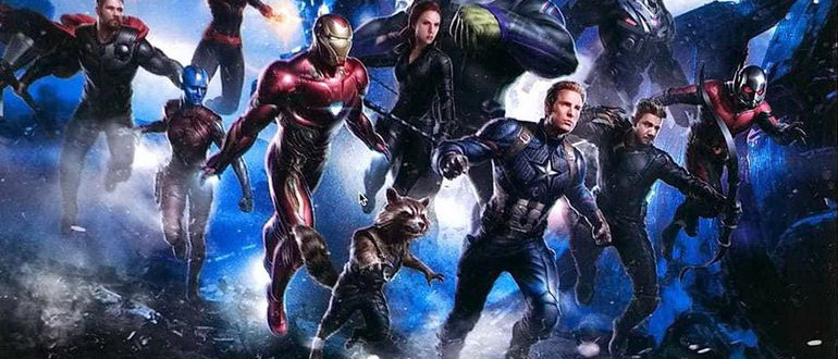 постер к фильму Мстители: Финал (2019)