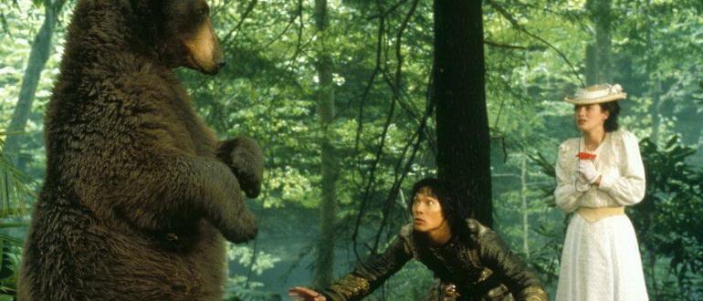 кадр из фильма Книга джунглей (1994)