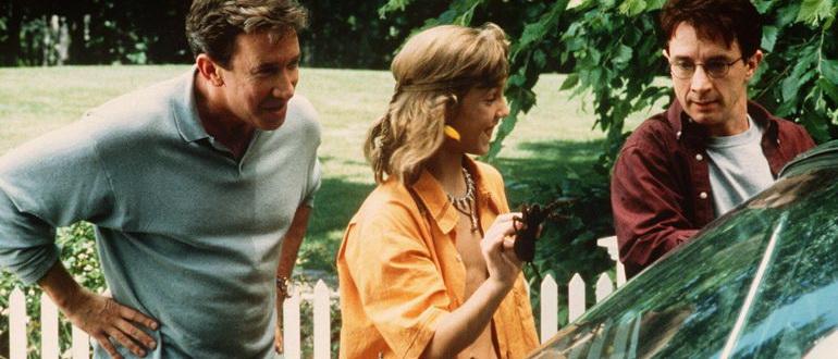 персонажи из фильма Из джунглей в джунгли (1997)