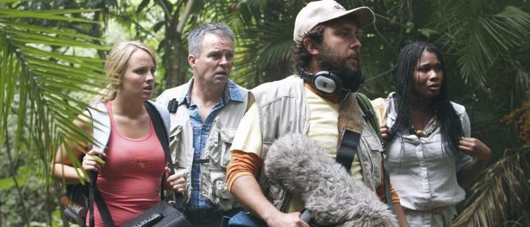 персонажи из фильма Проект «Динозавр» (2012)