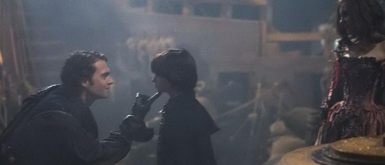 сцена из сериала Салем (2014)
