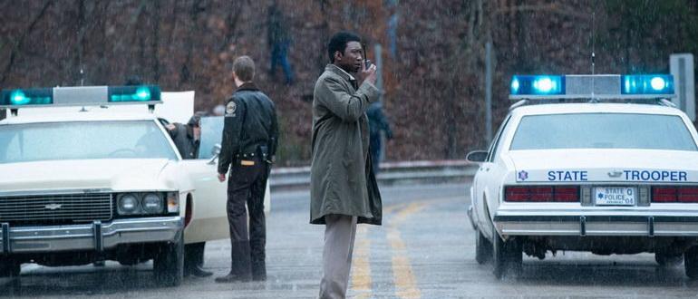 сцена из сериала Настоящий детектив (2014)