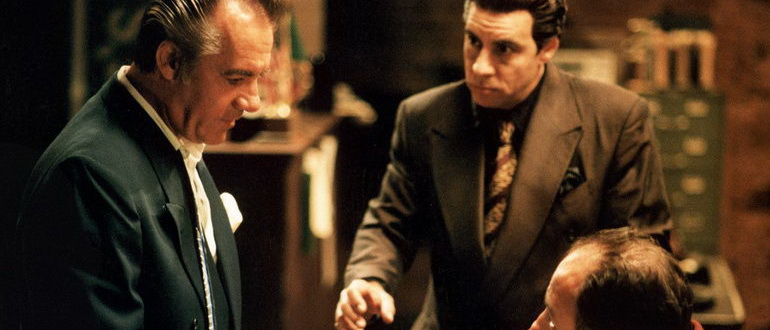 герои из сериала Клан Сопрано (1999)