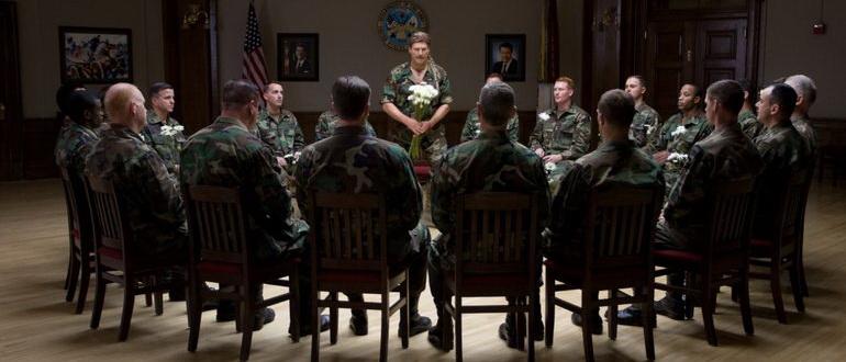 кадр из фильма Безумный спецназ (2009)