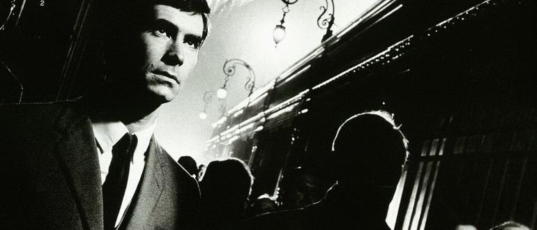 кадр из фильма Процесс (1962)