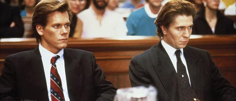 сцена из фильма Адвокат для убийцы (1988)