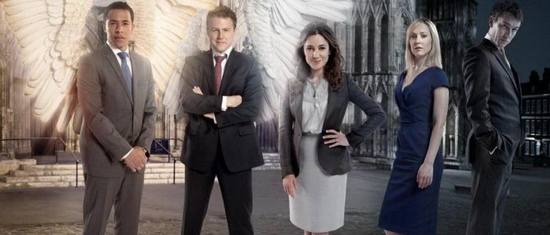 кадр из сериала Вечный закон (2011)