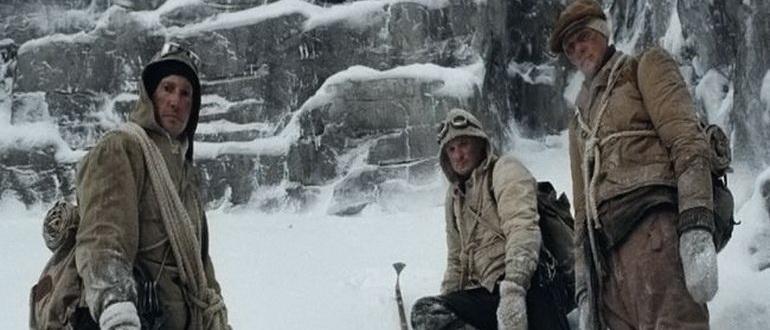 фильмы про лавины и горы