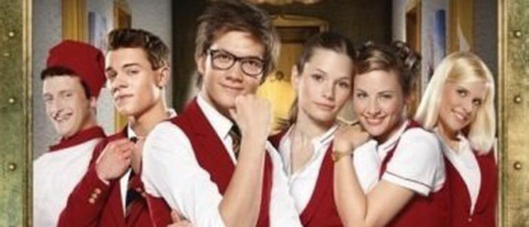 немецкие подростковые сериалы