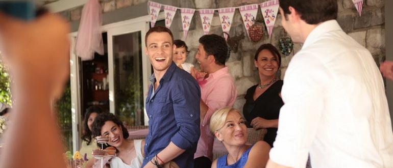 турецкие сериалы про подростков