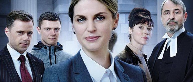 персонажи из сериала Исключение (2017)