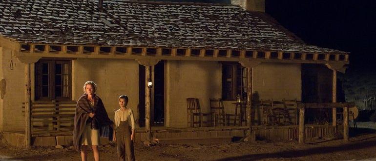 кадр из фильма Поезд на Юму (2007)